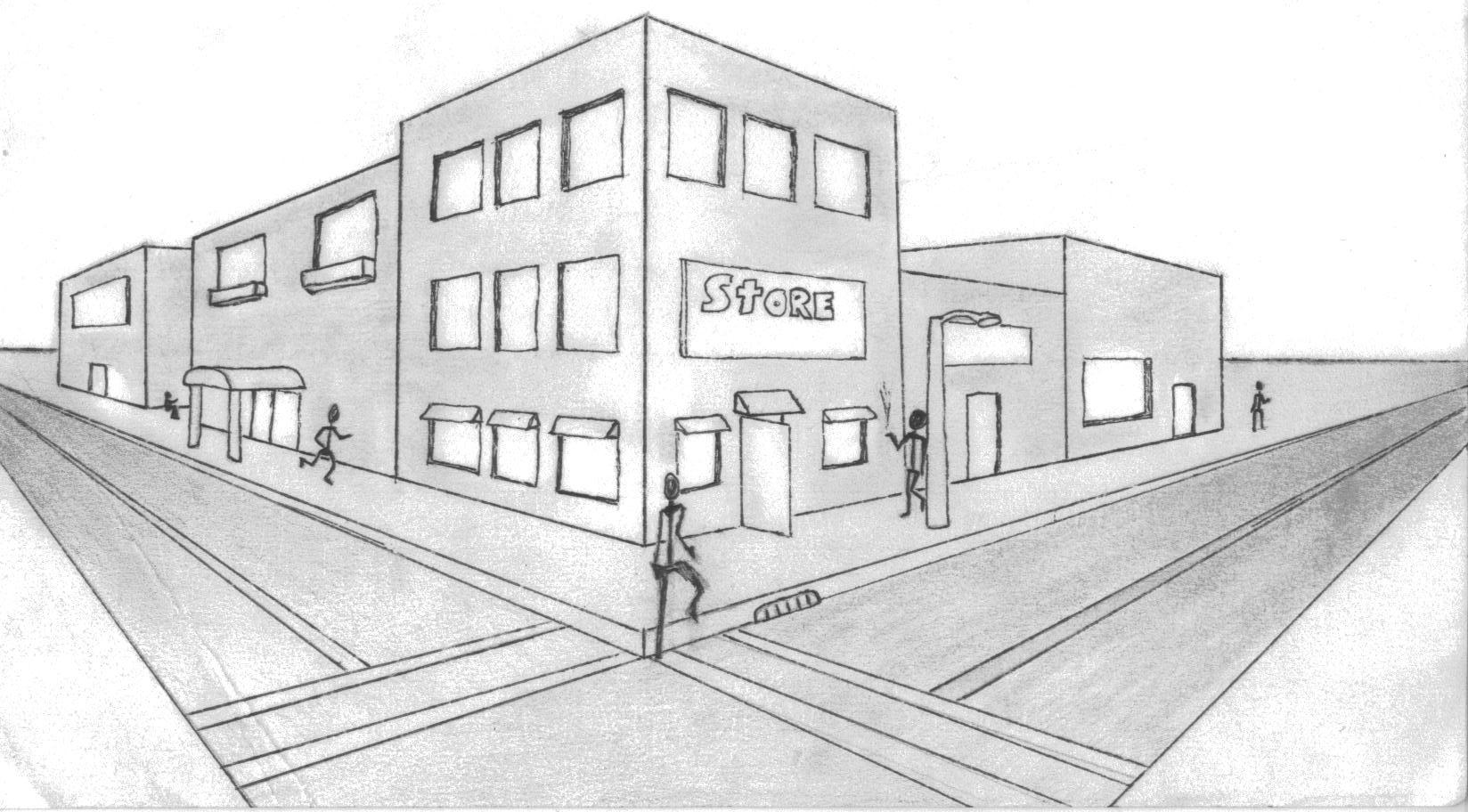Free Blueprints Parking Buildings
